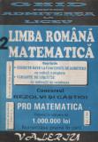 Ghid pentru admiterea la liceu. Limba romana - Matematica, nr. 2