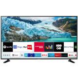 Televizor LED Smart Samsung UE43RU7092UXXH, 108 cm, 4K Ultra HD, Negru