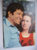 Carte postala actori - Ion Dichiseanu si Tamara Cretulescu, Necirculata, Fotografie