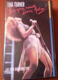 TINA TURNER - Live From Barcelona 1990  ( Concert ) - Film Caseta Video VHS