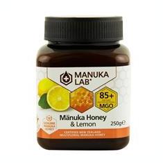 Miere de Manuka Poliflora Naturala cu Lamaie MGO 85+ 250gr New Zealand Cod: RB1004145