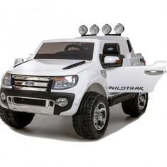 Masinuta electrica Ford Ranger 12V Alb