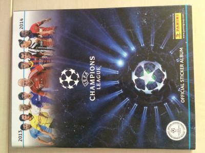 Panini Champions League 2013-14 Album gol foto