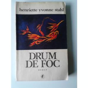 HENRIETTE YVONNE STAHL - DRUM DE FOC   (posib. expediere si 6 lei/gratuit) (4+1)