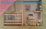 Kit pentru asamblat - camera copilului