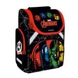 Cumpara ieftin Ghiozdan Ergonomic Avengers Starpak, 37 x 27 x 14.5 cm, negru