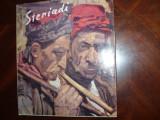 JEAN  STERIADI  ( album pictura 1962, coperti cartonate, supracoperta ) *