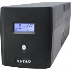 UPS Kstar Micropower Micro 1500 LCD Full Shucko