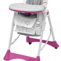 Scaun de masa Baby Design Pepe 08 Pink 2018