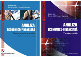 Cumpara ieftin Set: Analiza economico-financiara. Repere teoretice si practice + Analiza economico-financiara. Teste grila, ed. VI