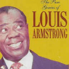 Caseta Louis Armstrong - We Have All Time In The World, originala
