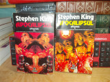 STEPHEN KING - APOCALIPSUL ( FLAGELUL ) * VOL 1 + VOL. 2 , 1996
