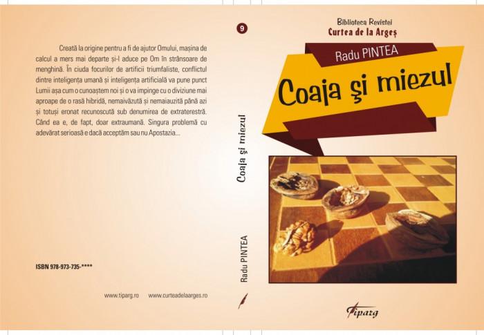 Radu Pintea Coaja si miezul sau despre evacuarea omului -  Tiparg