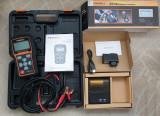 Tester baterii Foxwell BT-705 BT705 + mini  imprimanta bluetooth , 6V-24V