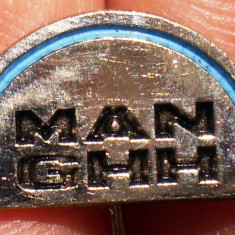 I.773 INSIGNA STICKPIN GERMANIA AUTO AUTOCAMION MAN GHH L14mm