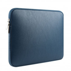 Husa Upzz Neoskin Macbook 12, Air 11 Inch Albastru