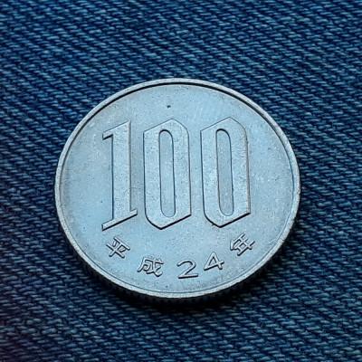 2n - 100 Yen 2012 Japonia foto