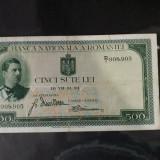 500 lei 1934
