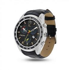 Ceas smartwatch Finow Q7 plus, elegant, 450 mAh Baterie, 512 Ram, 8 GB Rom, Otel inoxidabil