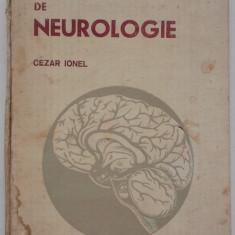 Cezar Ionel - Compendium de neurologie (1982)