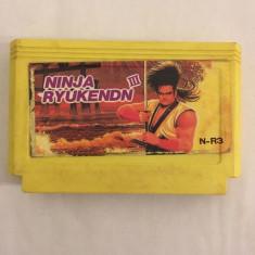 Joc electronic caseta SEGA Ninja Ryukendn III
