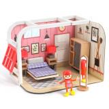 Cumpara ieftin Set de joaca - Dormitor, Topbright