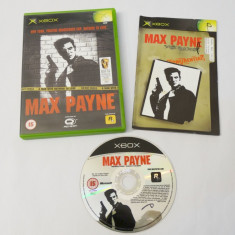 Joc Xbox Classic - Max Payne