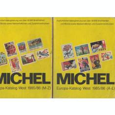 Michel. Europa-Katalog Deutschland 1985/86 (A-L), (M-Z) I, II
