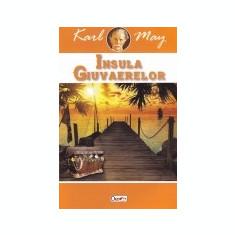 Winnetou, vol. 7 -Insula Giuvaerelor