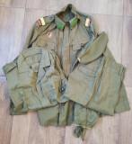 Uniforma militara Vara RSR Soldat Fruntaș TR-ist Grăniceri mărimea 48