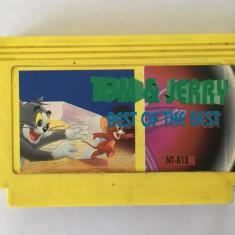 Joc electronic caseta SEGA Tom & Jerry Best of the Best