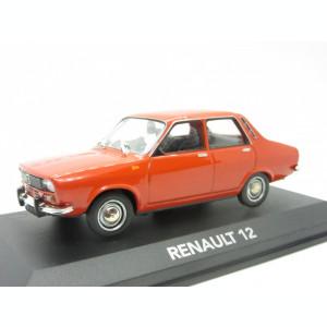 Macheta Renault 12 Atlas 1:43