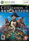 Joc XBOX 360 Sid Meier's Civilization: Revolution