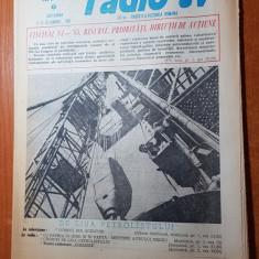 Revista radio-tv saptamana 11-17 octombrie 1981