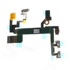 Banda Flex iPhone 5s Buton Pornire Volum Mute Fara Balamale