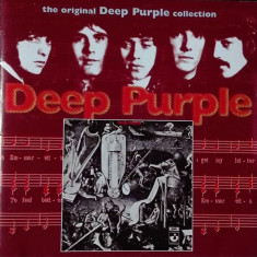 Deep Purple The Original Deep Purple Collection (cd)