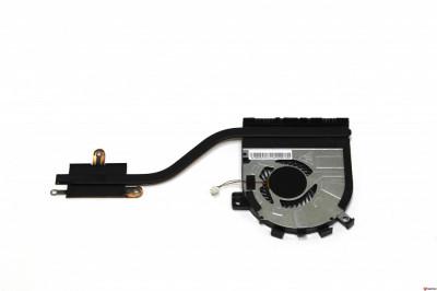 Heatsink + Cooler Toshiba M50D-A-10W / DC28000DTF0FCC2 foto