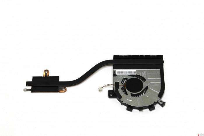 Heatsink + Cooler Toshiba M50D-A-10W / DC28000DTF0FCC2