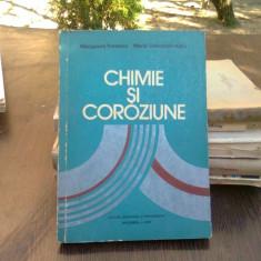 Chimie si coroziune - Mihaela Tomescu