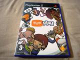 Eye Toy Play, PS 2, original, alte sute de titluri