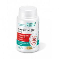 Coenzima Q10, 30cps, 30MG, Rotta Natura