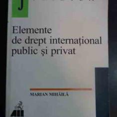 Elemente De Drept International Public Si Privat - M. Mihaila ,546912