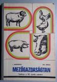 Mezogazdasagtan - Tankonyv a VII. osztaly szamara - I. Angelescu, Gh. Sandu 1978