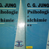C. G. Jung - Psihologie si alchimie (vol. 1 si 2)
