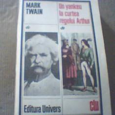 Mark Twain - UN YANKEU LA CURTEA REGELUI ARTHUR { 1986 }