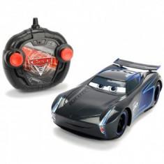 Masina Cars 3 Turbo Racer Jackson Storm cu telecomanda