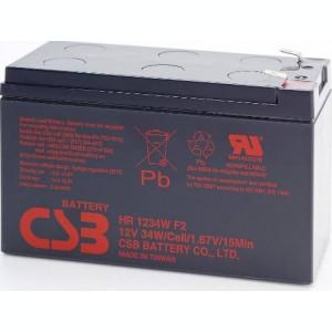 Acumulator UPS CSB HR1234W F2 12V/9Ah