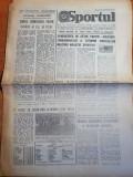 sportul 21 aprilie 1984-art. sportul in jud. bacau si nadia comaneci,teleorman