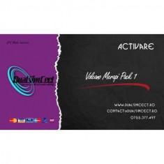Activare Merapi Pack 1 pentru Volcano Box