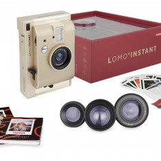 Aparat foto - Lomo Instant Yangon & Lenses   Lomography